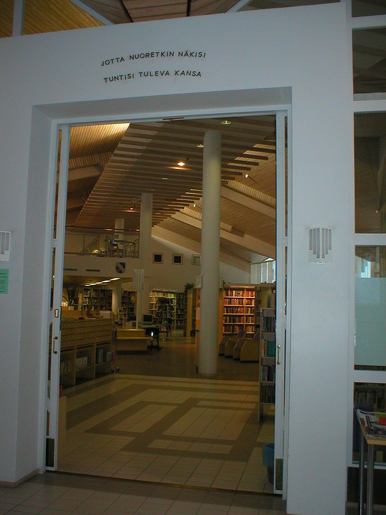 Rautalammin kirjasto