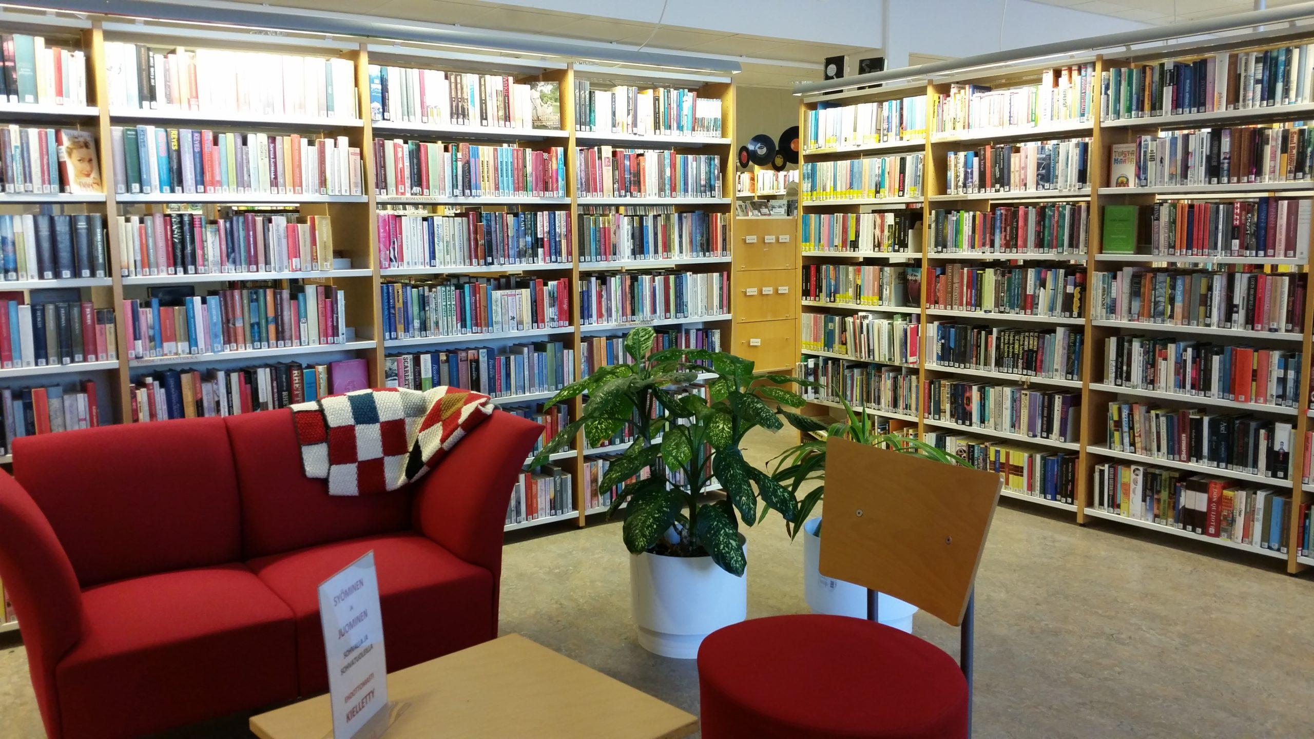 Joroisten kirjasto 2