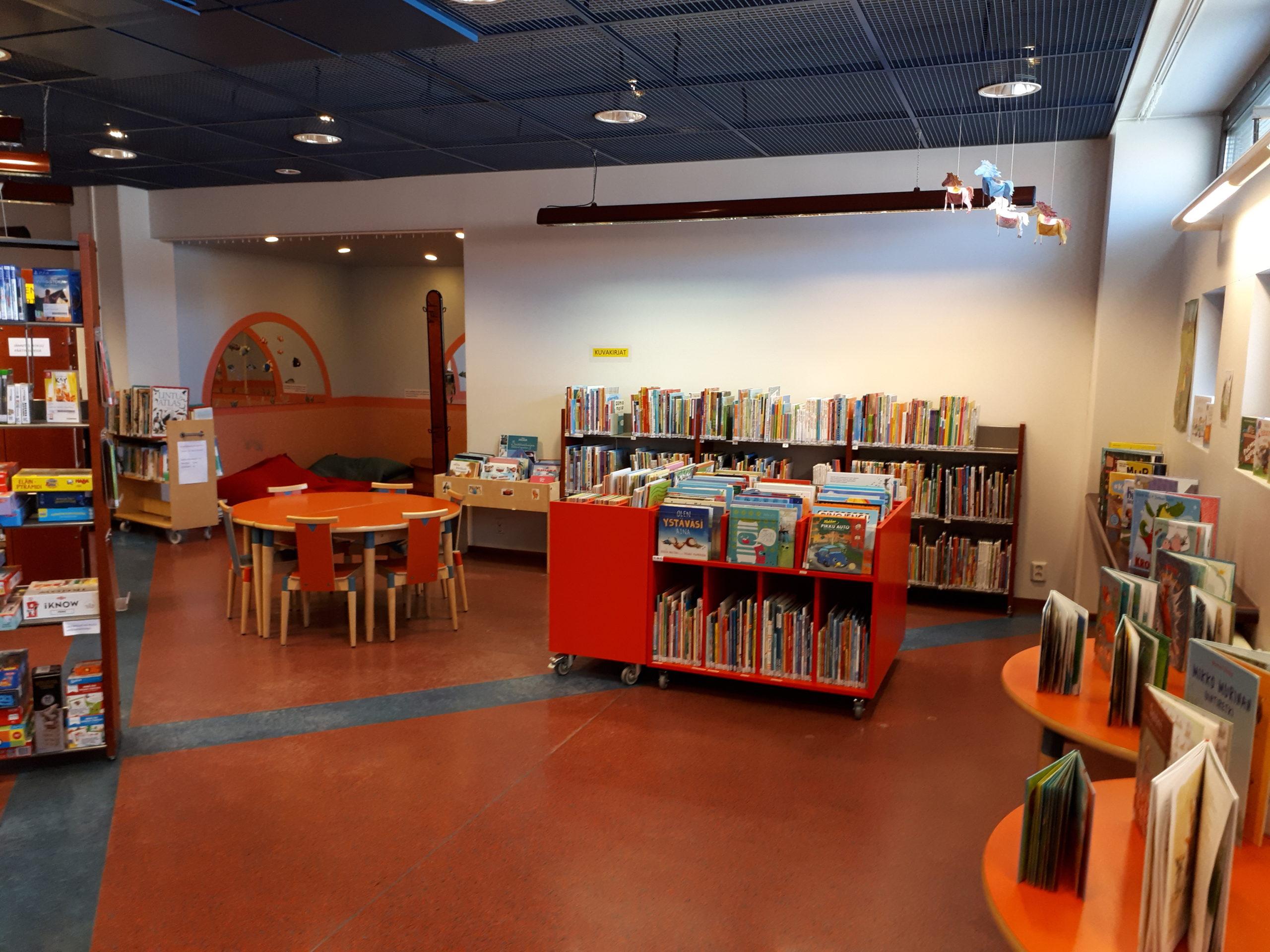 Juankosken kirjasto 1