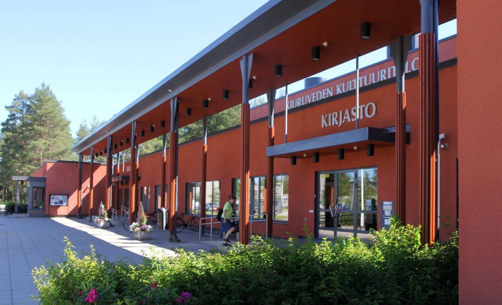 Kiuruveden kirjasto